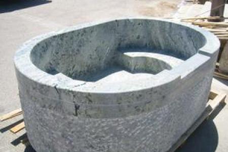 jaccuzi en granit