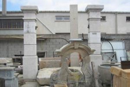pilier de portail