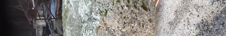meule et rouleaux en pierre