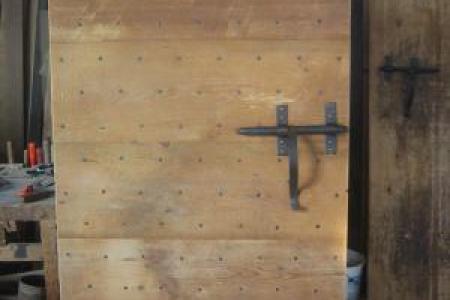 porte d'entrée a l'ancienne
