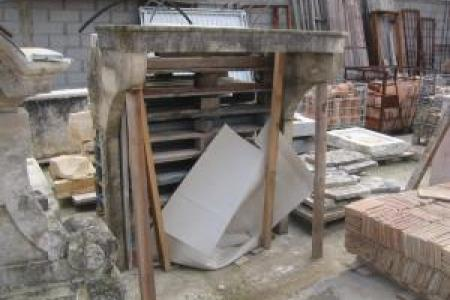 cheminée  anciennes de bourgogne