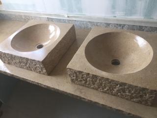 lave main sur mesure
