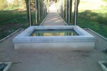 margelle de bassin
