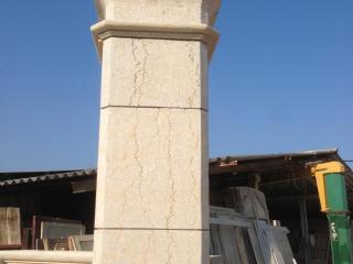 piliers de portail