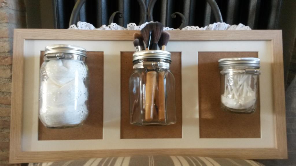 bocaux mason jar salle de bain brignoles var ste maxime aups